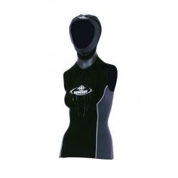image: Gilet Focea Comfort à cagoule 2.5 mm femme Beuchat