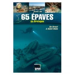 image: 65 Epaves en Bretagne de Brest a St-tropez