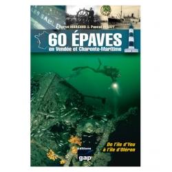 image: 60 epaves en Vendee et Charente Maritime
