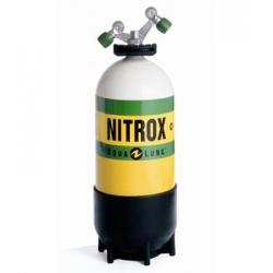 image: Bloc Mono S 15l nitrox 232b robinet T.A.G 02