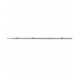 image: Fleche Tahitienne Inox 7 mm planante a ailerons soudes simple 120 Beuchat
