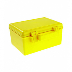 image: Boite etanche jaune 215 x 150 x 110 cm Scubapro