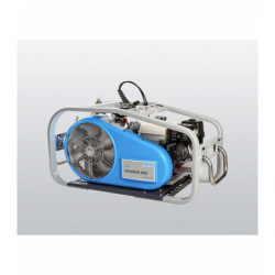 image: Compresseur Mariner 250 15m3 essence 4 temps Honda