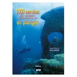 image: 1000 exercices en natation sous-marine et en plongée