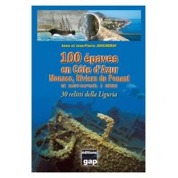 image: 100 epaves en cote d'azur tome 2 - monaco, riviera du ponant