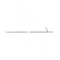 image: Flèche Tahitienne inox - 6,5 mm, 75 cm Beuchat