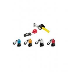 image: Accroche flexible a clip Aquatys