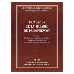 image: Prévention de la maladie de décompression