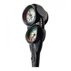 image: Mini Console 3 éléments Boussole + Profondimetre + Minimanometre Cressi
