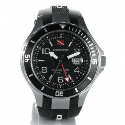 image: Montre Traveller Dual Time Cressi