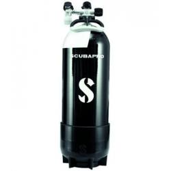 image: Bouteille 15 l double sortie 232 bars Scubapro